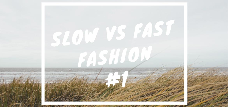 titre de l'article slow fashion versus fast fashion