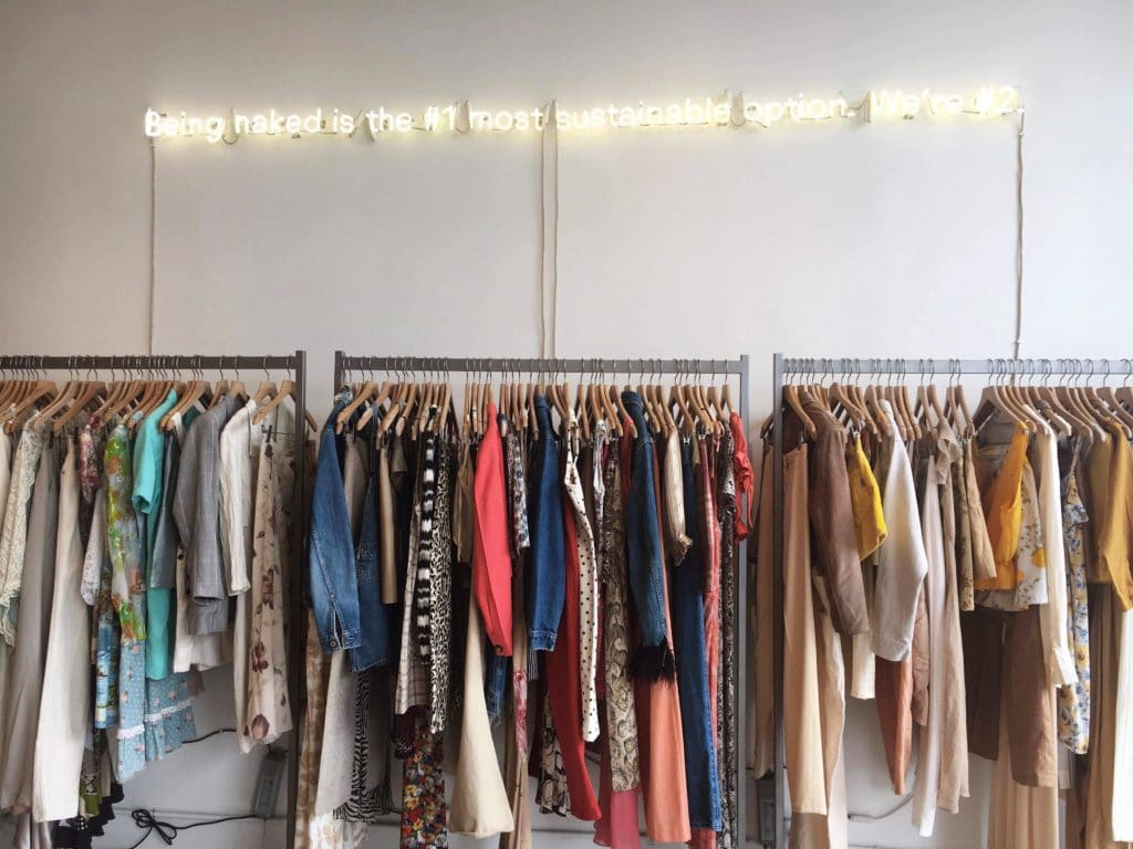 reformation store green city guide los angeles