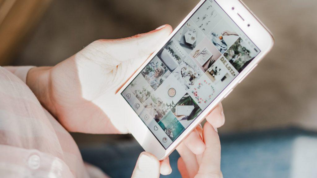 Sixième exemple pour acheter ses vêtements en seconde-main : les réseaux sociaux