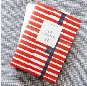 Cahier de la marque française Rattenkonig