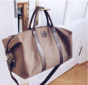 Sac de voyage de la marque O My Bag